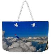 Wing And Clouds Weekender Tote Bag