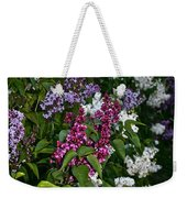 Winning Color Weekender Tote Bag by Susan Herber
