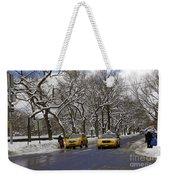 Winter - 2011 Weekender Tote Bag