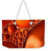 Winter Abstract Collection IIi Weekender Tote Bag