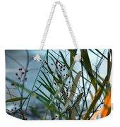 Winter And Fall Fight Weekender Tote Bag