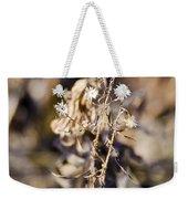 Winter Blossom Fairy Weekender Tote Bag
