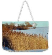 Winter Breeze Weekender Tote Bag by Aimee L Maher Photography and Art Visit ALMGallerydotcom
