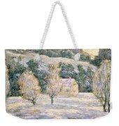 Winter Weekender Tote Bag by Ernest Lawson