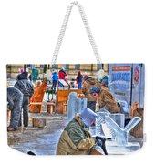 Winter Fest Artist Weekender Tote Bag