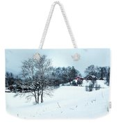 Winter Landscape 1 Weekender Tote Bag