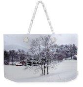 Winter Landscape 6 Weekender Tote Bag