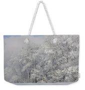 Winter Life Weekender Tote Bag