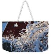 Winter Look Weekender Tote Bag