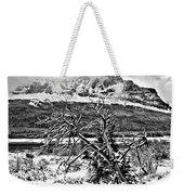Winter On The Horizon Weekender Tote Bag