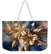 Winter Remainder Weekender Tote Bag