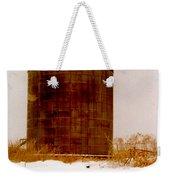 Winter Rust Weekender Tote Bag