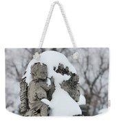 Winter Tombstone Weekender Tote Bag