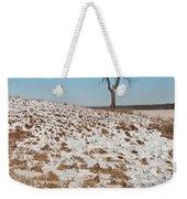 Winter Tree Nachusa Grasslands Weekender Tote Bag