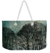 Winter Trees Weekender Tote Bag