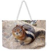 Winter Weight Weekender Tote Bag