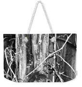Wintered And Weathered Weekender Tote Bag