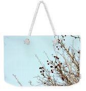 Winter's End Weekender Tote Bag