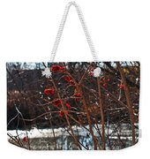 Winters Food Store Weekender Tote Bag