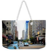 Wisconsin Avenue 2 Weekender Tote Bag