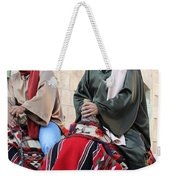 Wisemen On Their Camels Weekender Tote Bag