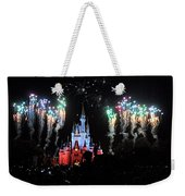 Wishes At The Magic Kingdom Weekender Tote Bag