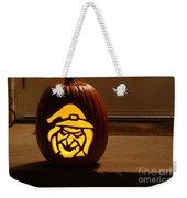 Witch Pumpkin Weekender Tote Bag
