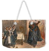Witch Trial: Tituba, 1692 Weekender Tote Bag by Granger