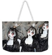 Witches Of Hallow's Eve Weekender Tote Bag
