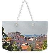 With A Seaview Weekender Tote Bag