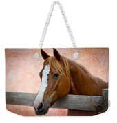 With A Whisper Weekender Tote Bag