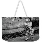 With Hands Held Tightly Weekender Tote Bag