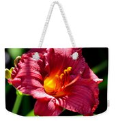 With The Finger Of God Weekender Tote Bag