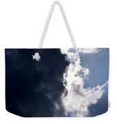 With Thunder He Speaks Weekender Tote Bag