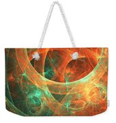 Within Weekender Tote Bag by Lourry Legarde