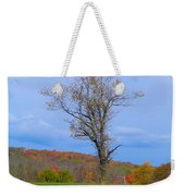 Without A Forest Weekender Tote Bag