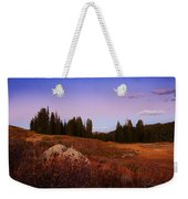 Wolf Creek Twighlight Weekender Tote Bag
