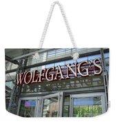 Wolfgangs Reflections Weekender Tote Bag