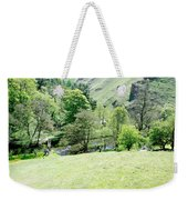 Wolfscote Dale From Gipsy Bank Weekender Tote Bag