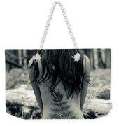Woman Fern 2 Weekender Tote Bag