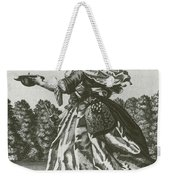 Woman With Surgical Equipment, 18th Weekender Tote Bag