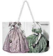 Womens Fashion, 1843 Weekender Tote Bag