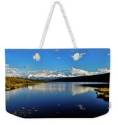 Wonder Lake II Weekender Tote Bag