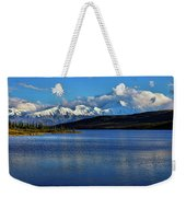 Wonder Lake Weekender Tote Bag