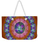 Wonderful Rose Petal Art Weekender Tote Bag