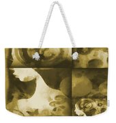 Wondering 3 Weekender Tote Bag by Angelina Vick