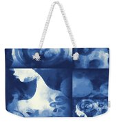 Wondering 4 Weekender Tote Bag by Angelina Vick