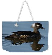 Wood Duck I Weekender Tote Bag