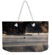Wood Duck - On The Scenic Sucarnoochee River Weekender Tote Bag