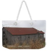 Wooden Barn Weekender Tote Bag